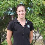 Assistant Candice Dixon